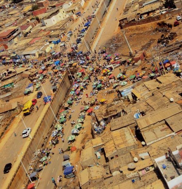 Luanda Slums