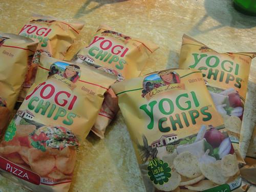 Yogi chips