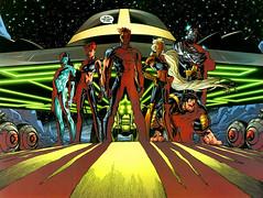 Ultimate X-Men - The Tomorrow People