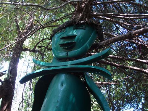 Wade Wharton's Art Environment 080510