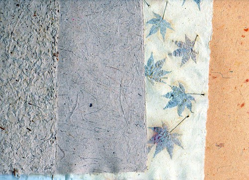 August papermaking