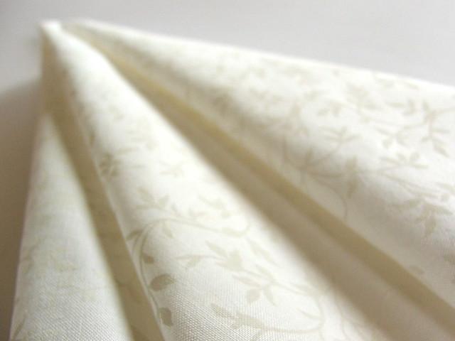 pale fabric