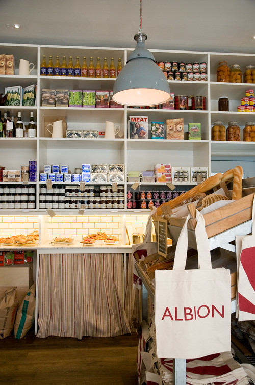 Albion Cafe London