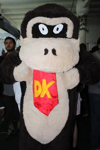Donkey Kong Cosplay