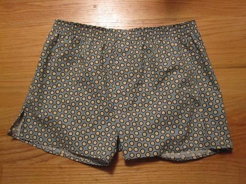 Finished Tommy Boxer Shorts