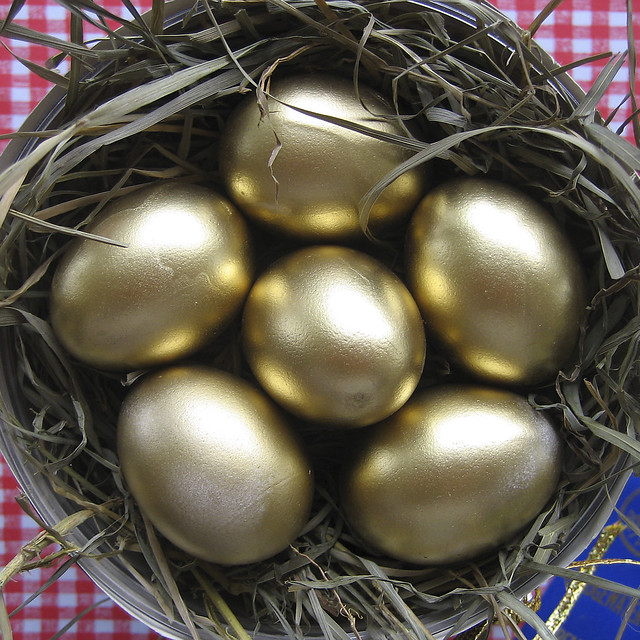 Golden Eggs, 2010