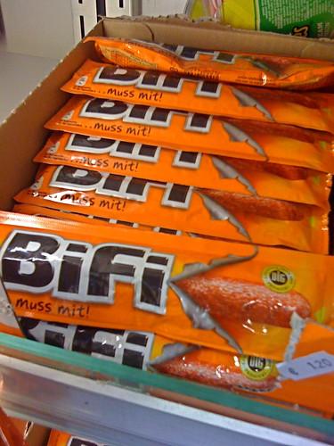 bifi sticks