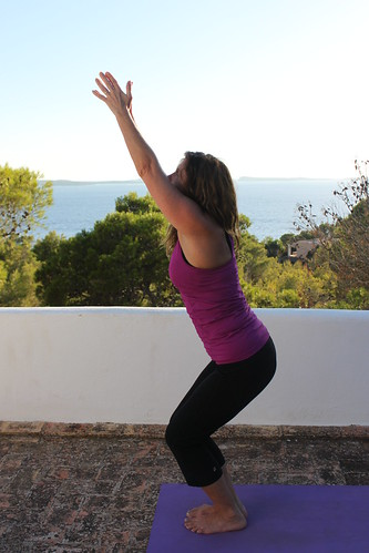 one exercise to improve your balance  love of life yoga