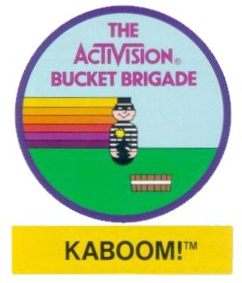 Bucket Brigade badge