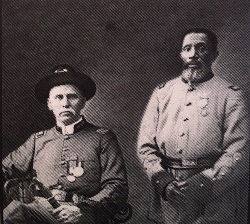 John Terrill, African-American from Williamson County