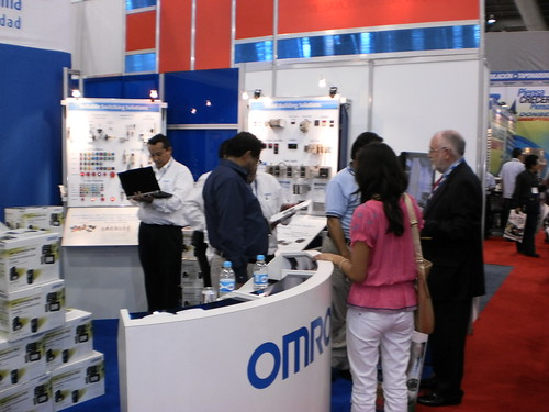 Omron Lean Automation Expopack