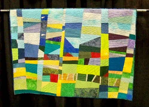 Vermont Quilt Festival - Champlain Valley Colors - Mary Alice Rath