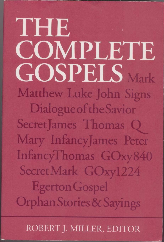 Scholars Version Internet Bible Catalog