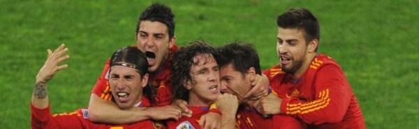 España a semifinales