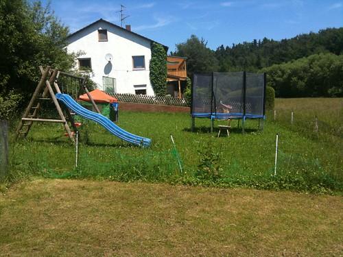 Spielplatz/Garten