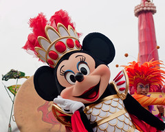 Mythic Minnie Mouse