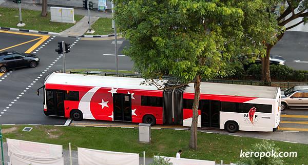 新加坡巴士旅行