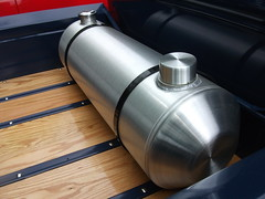 1931 Ford Model A Gas Tank