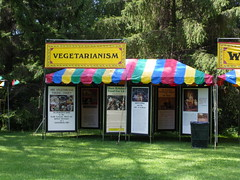 Are Vegetarians Taking Over?