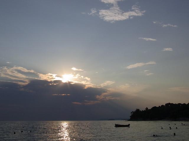 Sunset at Kalogria III