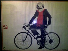 Marx on 2 Wheels