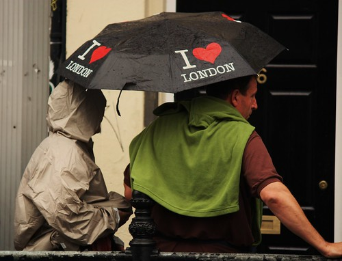 I Love London Rain 3