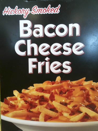 Bacon Chese Fries
