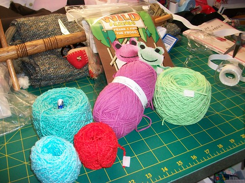 Ready to Knit