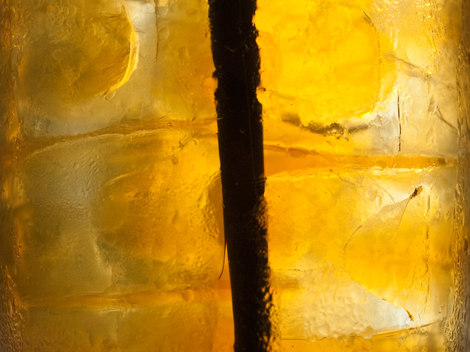 Iced Tea Abstract
