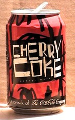 Cherry Coke Holland 1999