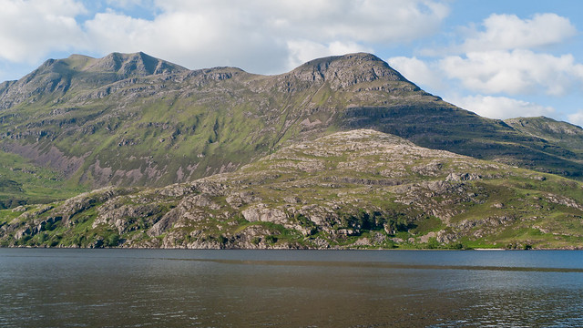 View over Loch Maree