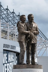 Brian Clough & Peter Taylor