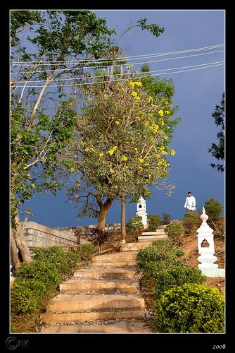 Omkar Hills | Path to salvation?