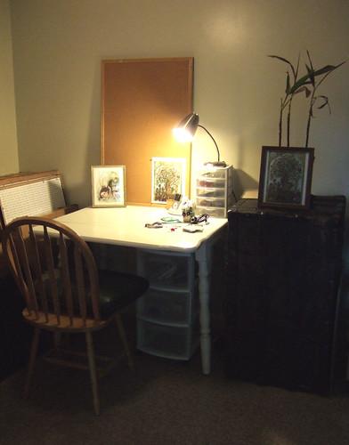 Drawing corner