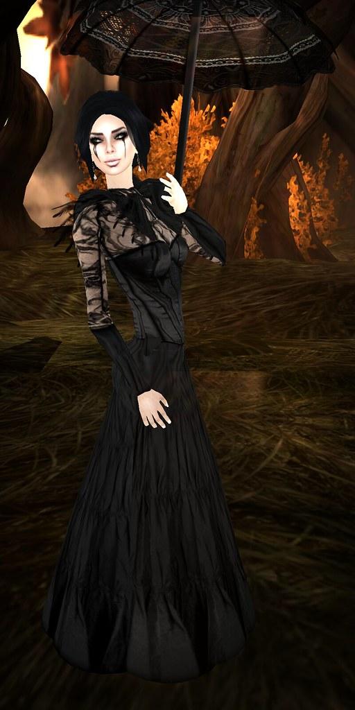 -Glam Affair- Lady Crow