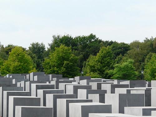 Memorial a los judíos muertos en Europa durante la WWII