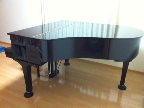 ピアノのお引っ越し