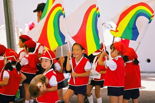 Kids' flags