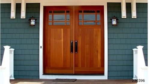 Designer Doors entry door
