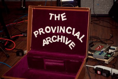 The Provincial Archives @ Raw Sugar Cafe