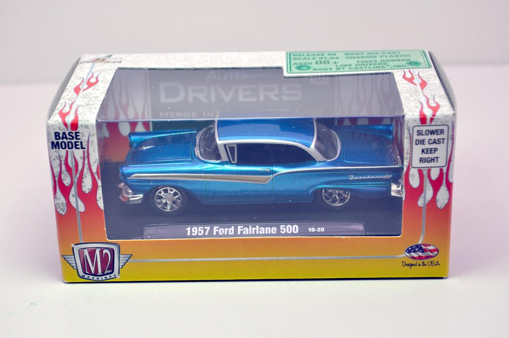 m2 drivers 1957 ford fairlane 500  (2)