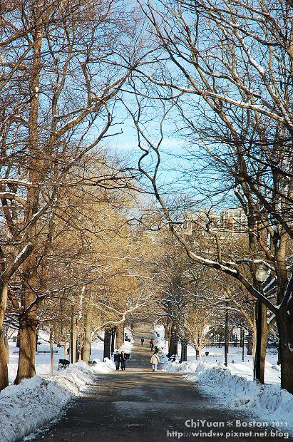 Boston Common波士頓公園01.JPG
