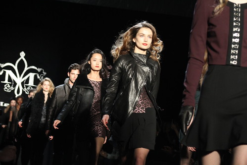 Sneak Peek: Mackage Finale F/W '11