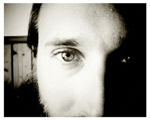My eye by carlstr, on Flickr