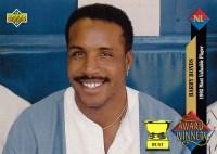 Baseball Card Bust: Barry Bonds, 1993 Upper Deck Award Winners