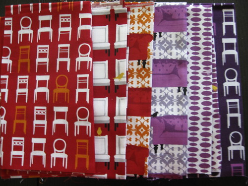 Red & Eggplant Tufted Tweets