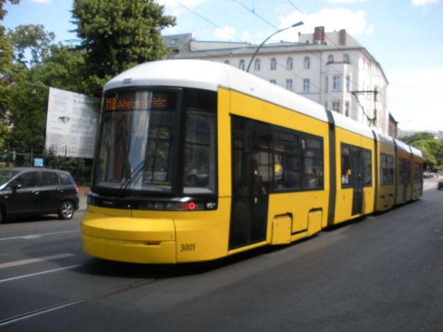 Trama Berlin