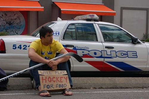 Toronto Hockey Pilgrim