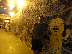 Alley in Ann Arbor
