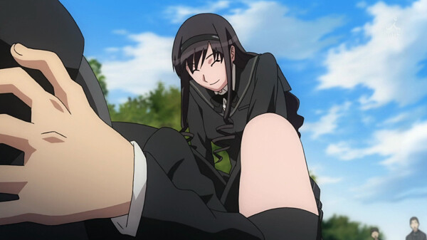 Amagami SS Episode 1